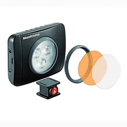 MANFROTTO LUMIMUSE 3 LED LIGHT (MLUMIEPL-BK)