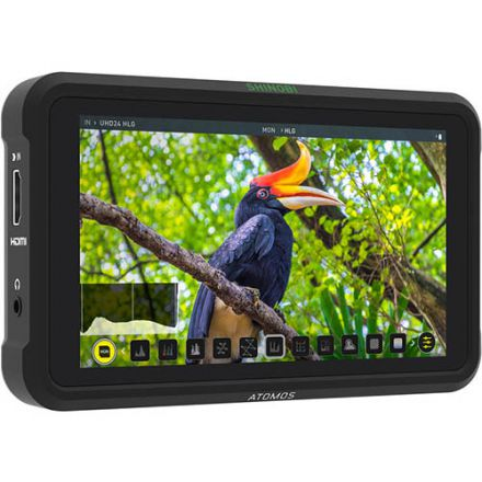 "ATOMOS SHINOBI 5"" HDMI HDR PHOTO/VIDEO"