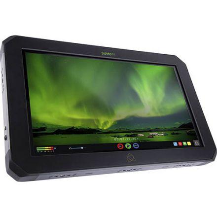 """ATOMOS SUMO-19"""" 4K HDMI/QUAD 3G-SDI/12G-SDI RECORDING MONITOR"""