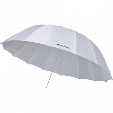Westcott - Παραβολική ομπρέλα ανάκλασης 220cm (λευκή)