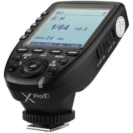 Godox XPro-F -TTL πομπός ραδιοσυχνότητας 2.4GHz για μηχανές Fujifilm