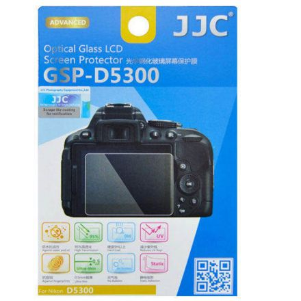 JJC GSP-D5300 Optical Glass LCD Screen Protector