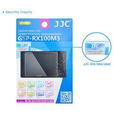 JJC GSP-RX100M3 Optical Glass LCD Screen Protector