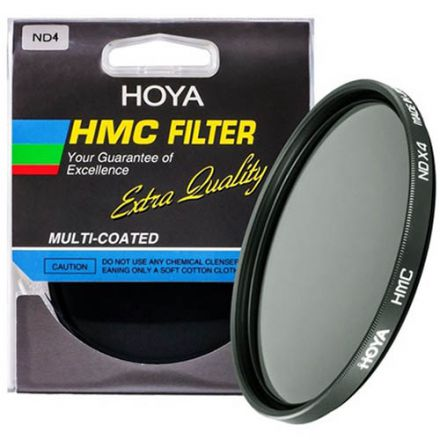 Hoya ND 4 HMC 62mm