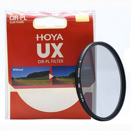 Hoya UX CIR-POL 58mm