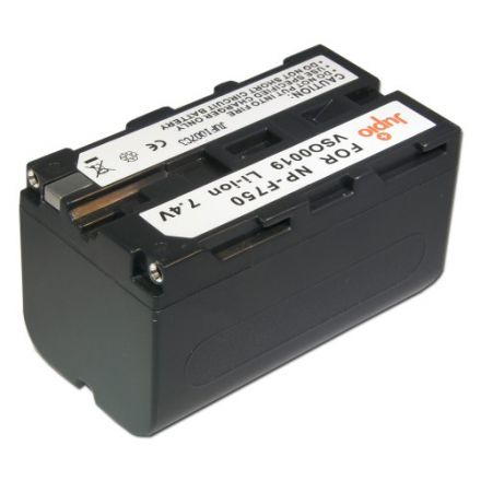 JUPIO BATTERY FOR SONY NP-F750