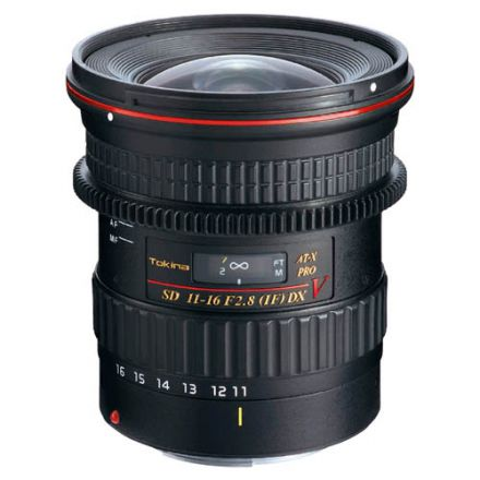 Tokina 11-16mm f/2.8 AT-X 116 PRO DX V for Canon EF