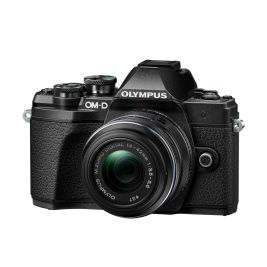 Olympus OM-D E-M10 Mark III Kit Zuiko ED 14-42mm II R (Black)