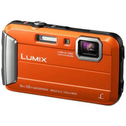 Panasonic Lumix DC-FT30 (Orange)