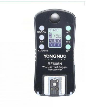 Yongnuo RF-605N – Flash Trigger για Μηχανές Nikon