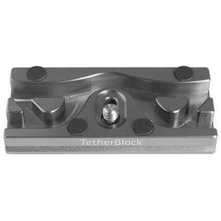 Tether Tools TetherBLOCK QR Plus Arca-Type Quick Release Plate (TB-QR-004G)