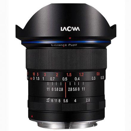 Venus Optics Laowa 12mm f/2.8 Zero-D Lens for Canon EF