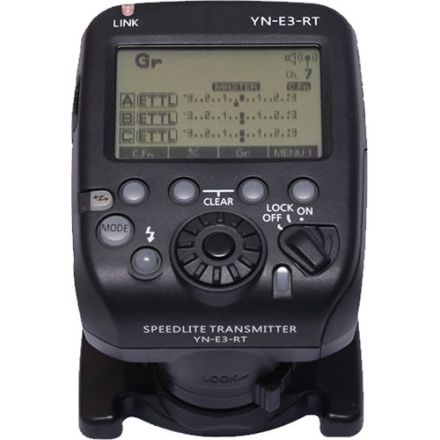 Yongnuo YN-E3-RT Ραδιοσυχνότητα (Πομπός) for Canon RT