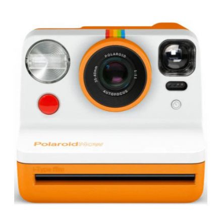 Polaroid Now Instant Film (Orange)