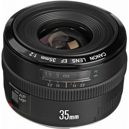 Canon EF 35mm f/2 Lens (Used)