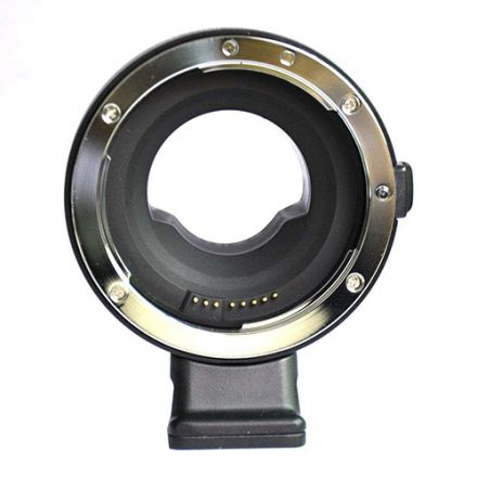 Commlite EF-MFT – Αντάπτορας για φακούς Canon EF/EF-S σε M4/3 Mount