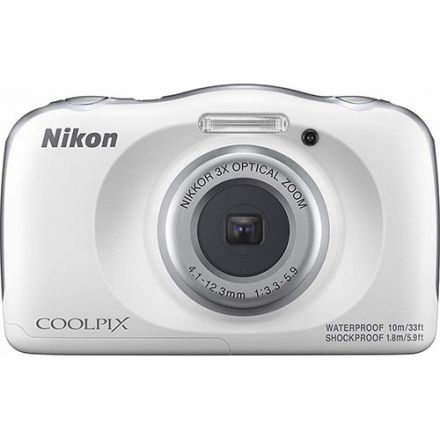 Nikon Coolpix W150 (White)