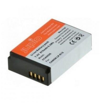 Jupio μπαταρία για Canon LP-E12 875 mAh