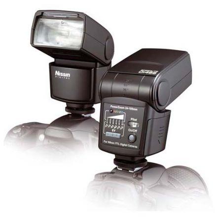 Nissin Di466 Speedlight for MFT