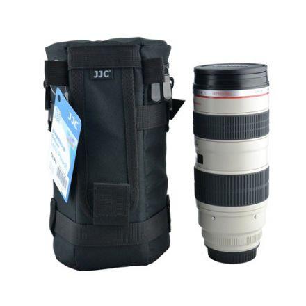 JJC Deluxe Lens Pouch DLP-6