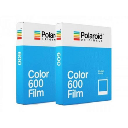 Polaroid Color 600 Instant (16 Exposures)