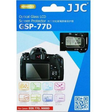 JJC GSP-77D Optical Glass LCD Screen Protector