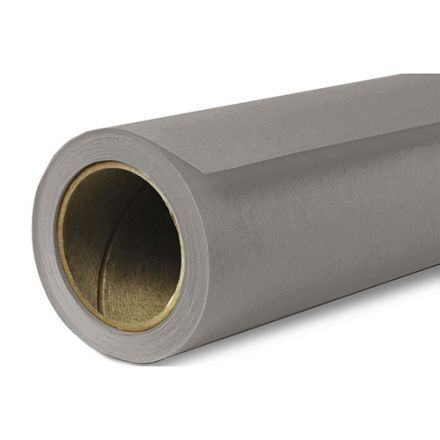 E-Image BP1003-04 – Χάρτινο Φόντο 1.36x10m Neutral Grey