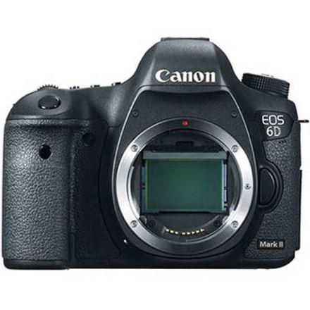 Canon EOS 6D Mark II Body (Με Trade-in μέχρι και 200€ έκπτωση)