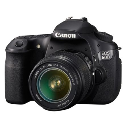 Canon Eos 60D  (Used)