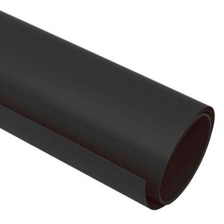 Jinbei φόντο PVC 100x200cm Μαύρο με στήριγμα