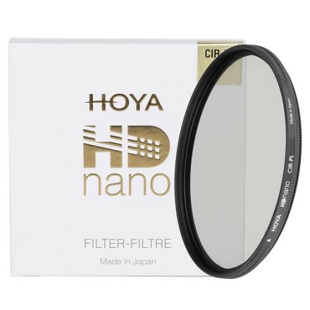 Hoya Nano CIR-POL HD 82mm