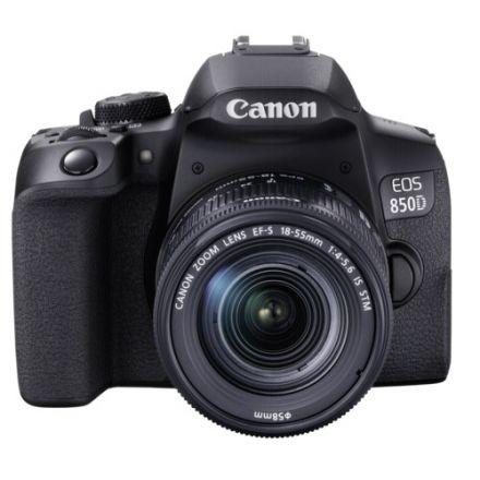 Canon EOS 850D Kit EF-S 18-135mm IS Nano USM