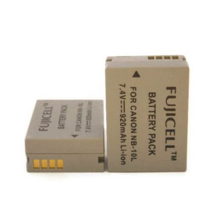Fujicell Replacement Battery for Canon NB-10L