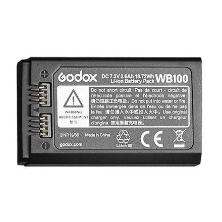 Godox WB100 – Μπαταρία Λιθίου για Godox AD100Pro