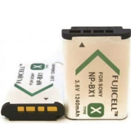 Fujicell BX1 Replacement Battery for Sony