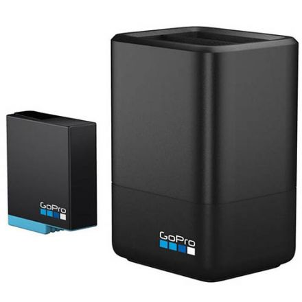 GoPrο Dual Battery Charger + Battery for HERO8 Black / HERO7 Black