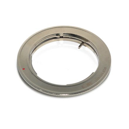 Kiwi Lens Adapter for Olympus OM Lens to Canon EOS Mount Camera Body