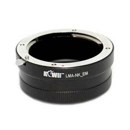Kiwi Lens Adapter for Nikon Lens on Sony E-Mount