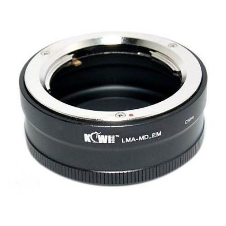 Kiwi Minolta MD Lens to Sony E-Mount