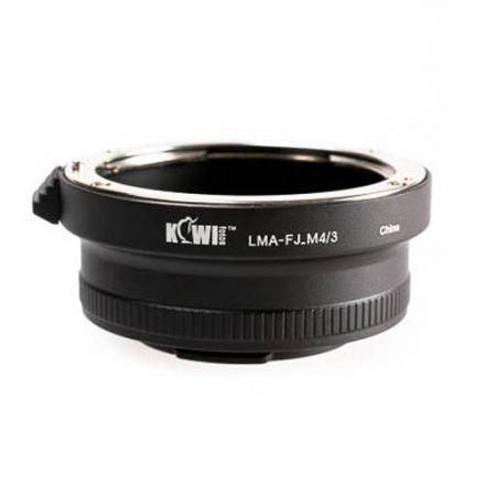 Kiwi Lens Adapter Fujinon Lens to Micro 4/3