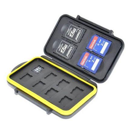 JJC MC-SDMSD12 Memory Card Case
