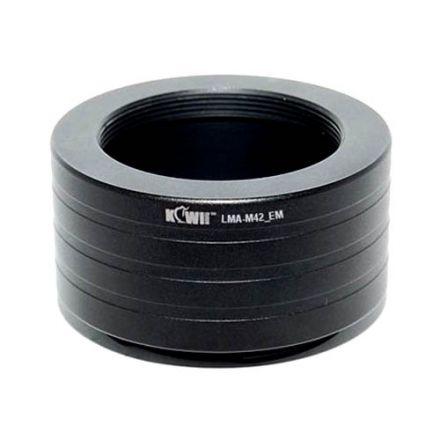 Kiwi Lens Adapter for M42 Lens to Sony E-Mount