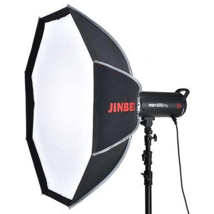 Jinbei ΚΕ 100 Quickly Open Octabox με κυψέλη