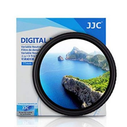 JJC F-NDV Series Variable Neutral Density 82mm