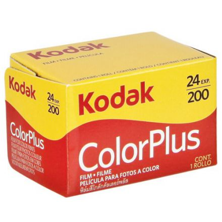 Kodak ColorPlus 200 35mm (24 Exposures)