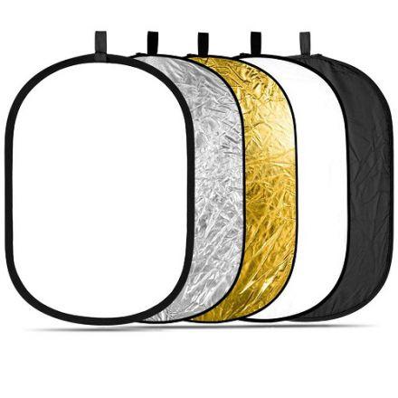 Luminus σετ ανακλαστήρων 5in1 100x150cm