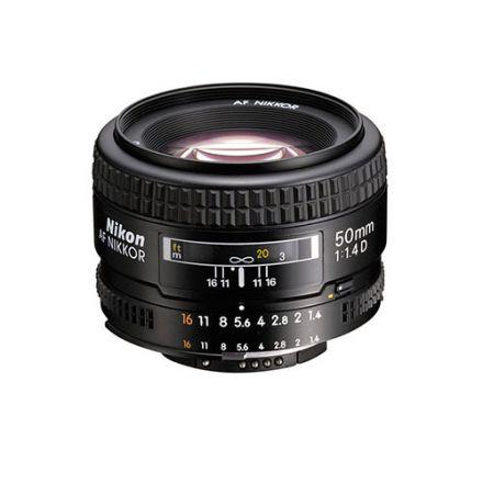 Nikon AF NIKKOR 50mm f/1.4D (Used)
