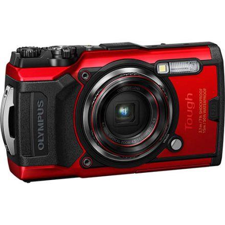 Olympus Tough TG-6  (Red)