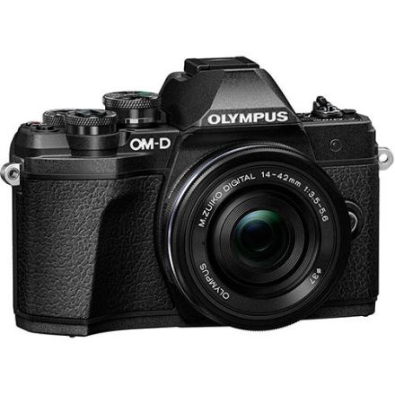 Olympus OM-D E-M10 Mark III Kit Zuiko ED 14-42mm EZ (Black)