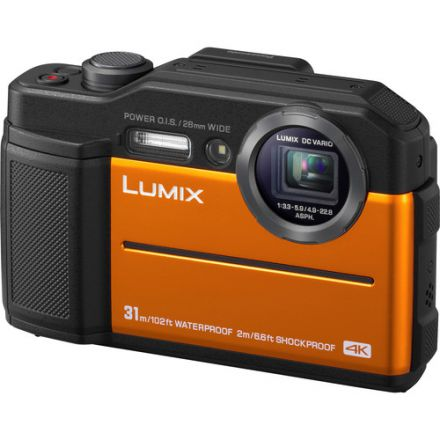 Panasonic Lumix DC-FT7 (Orange)